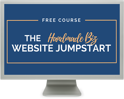 The Handmade Website Jumpstart