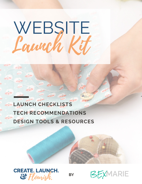 Free Website Launch Kit Cover