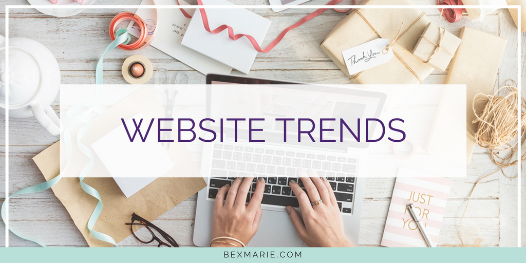 Website Design Trends 2017