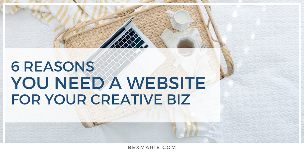 6 Reasons why you need a website for your etsy business