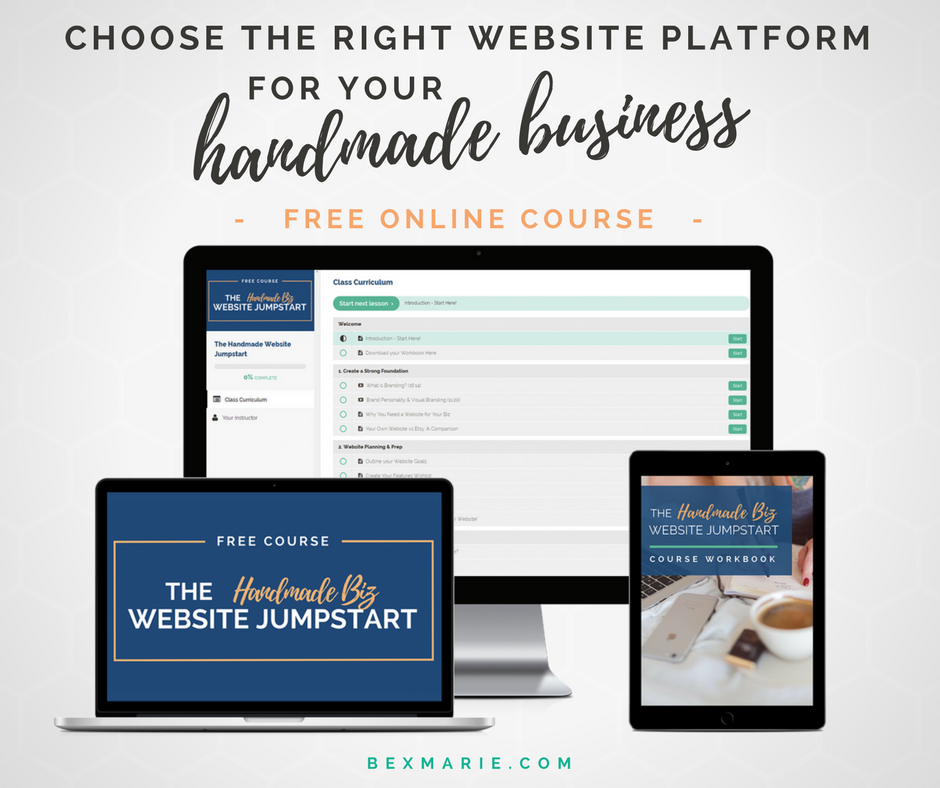 Free Course: Website Jumpstart